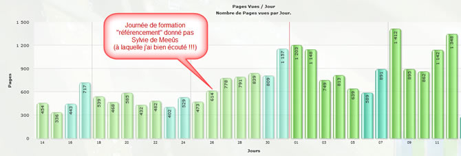 Commentaire formation referencement