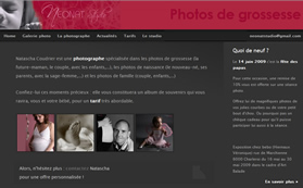 Neonat Studio : photos de grossesse